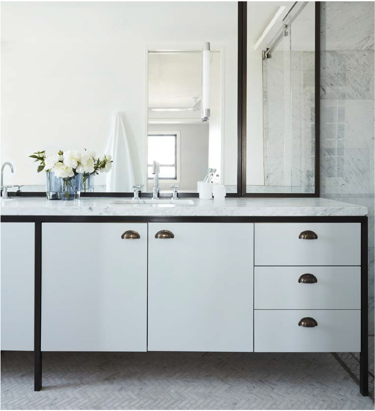 Bathroom & vanity storage