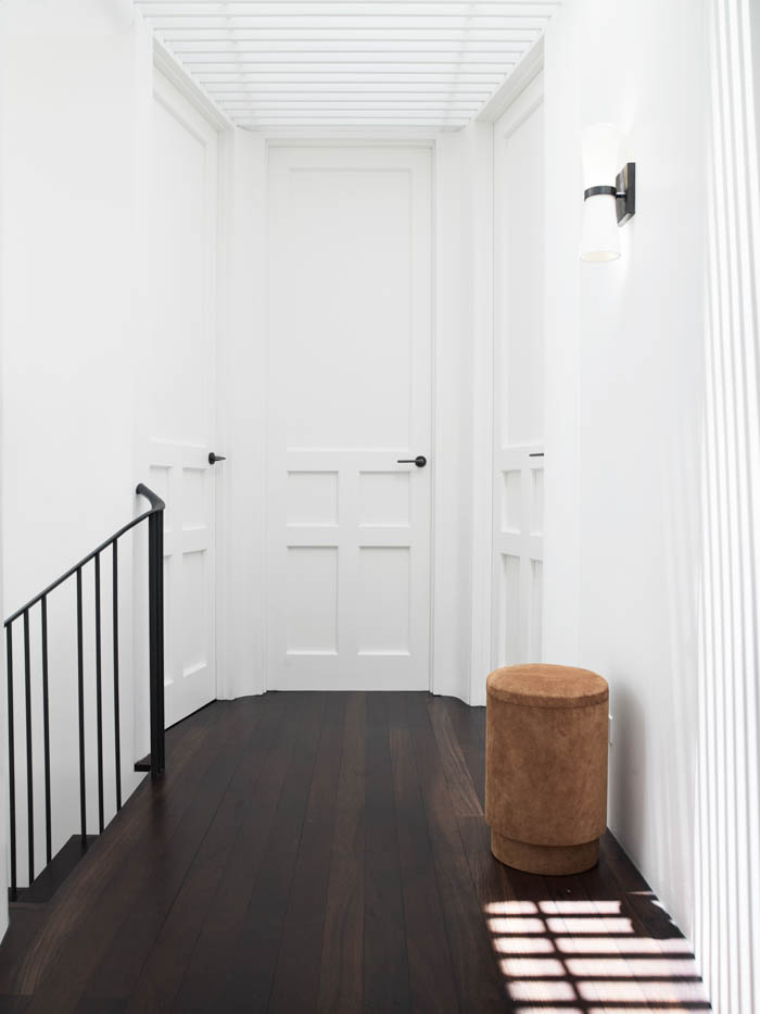 Top of stairs & hallway